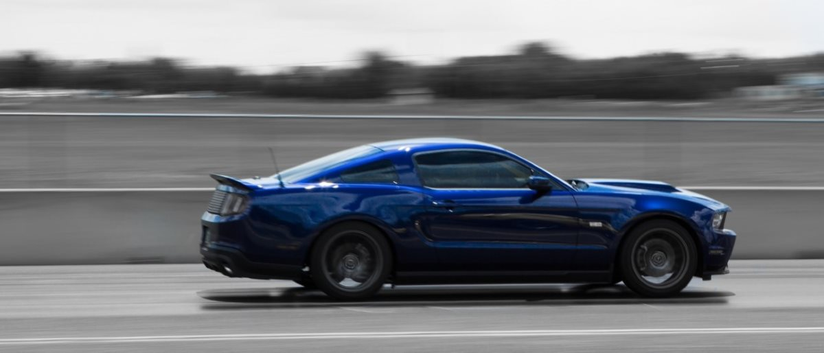 Permalink to: Why a Mustang?