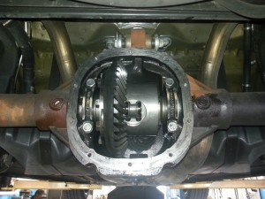 Eaton Truetrac differential