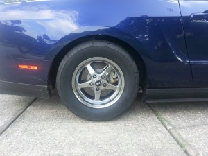 SVE drag wheels